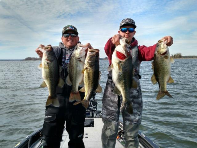 Lake seminole fishing report march 2018 lake seminole for Lake seminole fishing